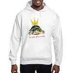 Turtle Princess Hooded Sweatshirt