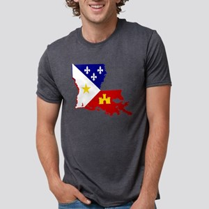 Acadiana State of Louisiana T-Shirt