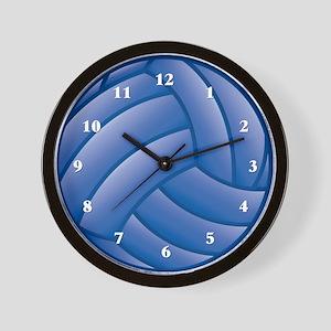 I Heart V-Ball Wall Clock