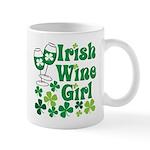 Irish Wine Girl Mug