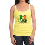 Irish Wine Girl Jr. Spaghetti Tank