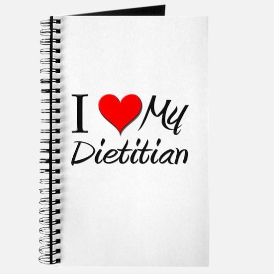 I Heart My Dietitian Journal