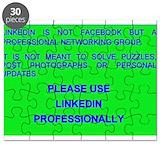 Linkedin Puzzles