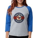 Womens Baseball Tee Long Sleeve T-Shirt