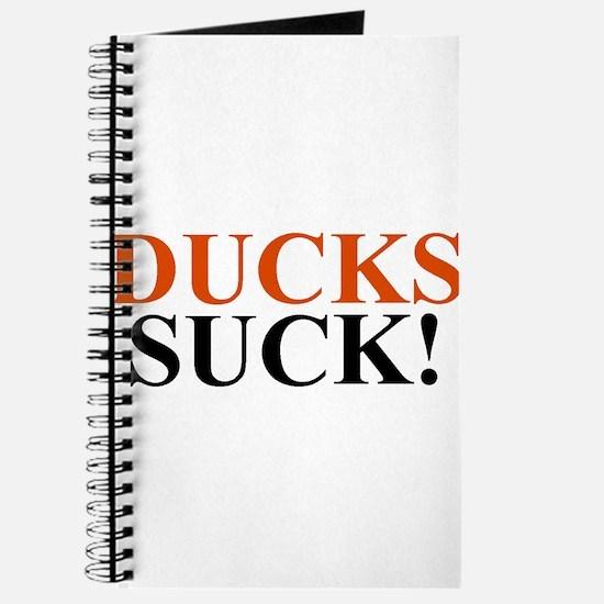 Ducks Suck! Journal