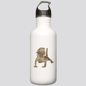 Bearded Dragon Stainless Water Bottle 1.0L