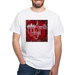 April's Reign White T-Shirt