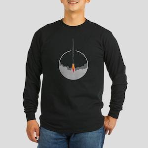 flute rocket Long Sleeve T-Shirt