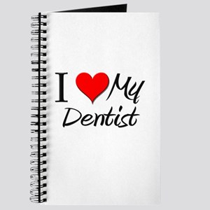 I Heart My Dentist Journal