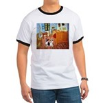Room / Corgi pair Ringer T