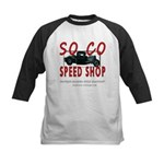 SOCO Kids Baseball Jersey