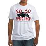 SOCO Fitted T-Shirt