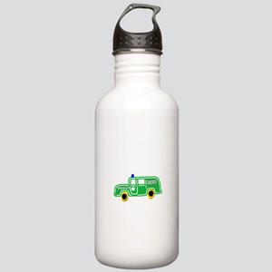 Sheriff Stainless Water Bottle 1.0L