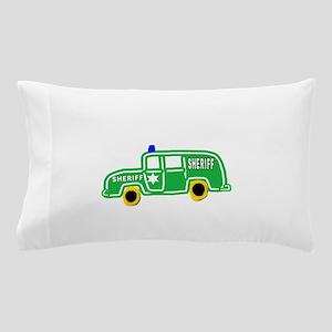 Sheriff Pillow Case