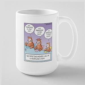 Microwave 3 Bears Porridge Large Mug
