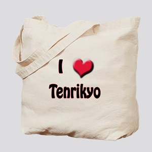 I Love (Heart) Tenrikyo Tote Bag