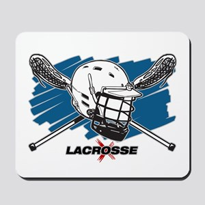 Lacrosse Attitude Mousepad