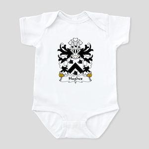 Hughes Family Crest Infant Bodysuit