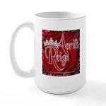 April's Reign Large Mug