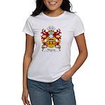 Heynes Family Crest Women's T-Shirt
