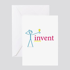 I invent Greeting Card