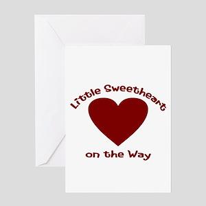 Little Sweetheart Greeting Card