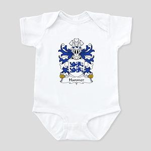Hanmer Family Crest Infant Bodysuit
