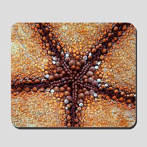 Starfish Underside Mousepad