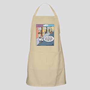 Doctor Signs BBQ Apron