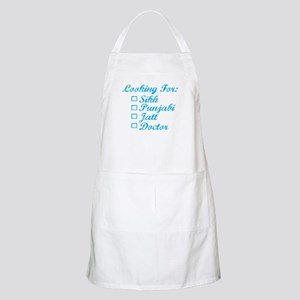 Looking For: Sikh, Punjabi, J BBQ Apron