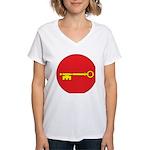 Seneschal Women's V-Neck T-Shirt