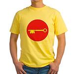 Seneschal Yellow T-Shirt