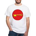 Seneschal White T-Shirt