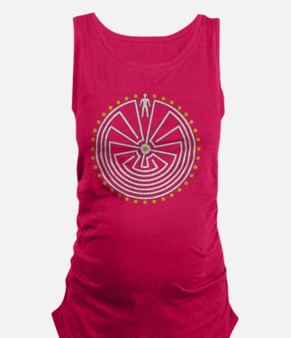 Unique Folklore Maternity Tank Top
