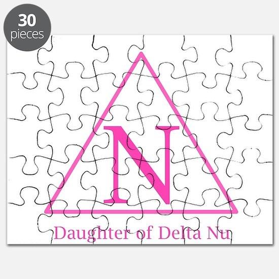 Daughter of Delta Nu Puzzle