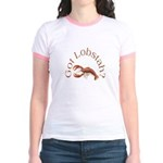 Got Lobstah? Jr. Ringer T-Shirt