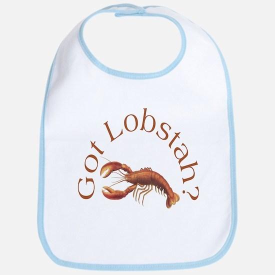 Got Lobstah? Bib