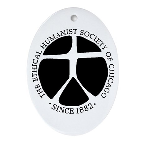 Since 1882 Oval Ornament