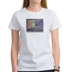 Write a Letter to the Moon Women's T-Shirt