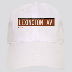 Lexington Avenue in NY Cap