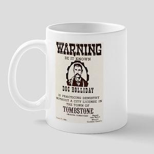 Doc Holliday Mug