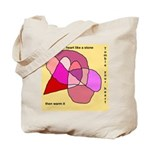 Tumble your Heart Tote Bag