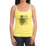 CanCan in Your Mind Jr. Spaghetti Tank