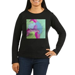 Orchid on Her Own T-Shirt