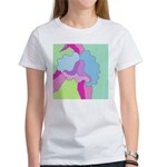 Orchid on Her Own Women's T-Shirt