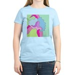 Orchid on Her Own Women's Light T-Shirt
