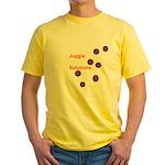 Juggle Solutions Yellow T-Shirt