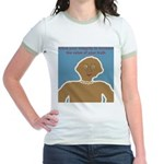 Allow your Intergity to Incre Jr. Ringer T-Shirt