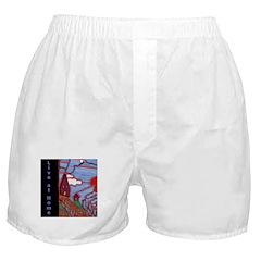 Live at Home Boxer Shorts
