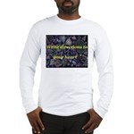 Directions to your Heart Long Sleeve T-Shirt
